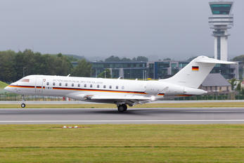 14+07 - Germany - Air Force Bombardier BD-700 Global 5000