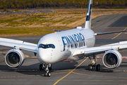 OH-LWR - Finnair Airbus A350-900 aircraft