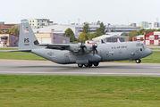 15-5822 - USA - Air Force Lockheed C-130J Hercules aircraft