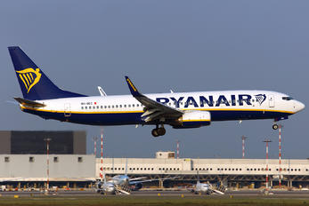 9H-QEC - Ryanair (Malta Air) Boeing 737-8AS
