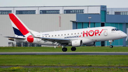 F-HBXH - Air France - Hop! Embraer ERJ-170 (170-100)