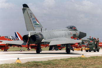 MMX-602 - Italy - Air Force Eurofighter Typhoon