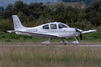 N453CP - Private Cirrus SR-22 -GTS
