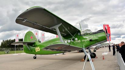 RF-90587 - Russia - Air Force Antonov An-2