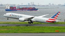 N826AN - American Airways Boeing 787-9 Dreamliner aircraft