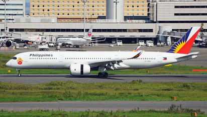 RP-C3508 - Philippines Airlines Airbus A350-900