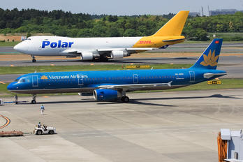 VN-A602 - Vietnam Airlines Airbus A321