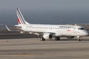 F-HBLQ - Air France - Hop! Embraer ERJ-190 (190-100)