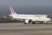 F-HBLQ - Air France - Hop! Embraer ERJ-190 (190-100) aircraft