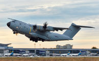Royal Air Force Airbus A400 visited Kyiv title=