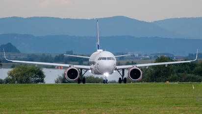 SE-RON - SAS - Scandinavian Airlines Airbus A320 NEO