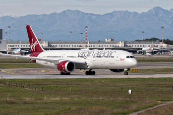 G-VBZZ - Virgin Atlantic Boeing 787-9 Dreamliner