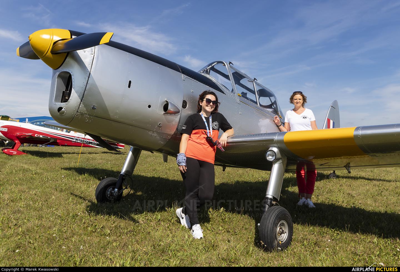 - Aviation Glamour SP-YAC aircraft at Piotrków Trybunalski