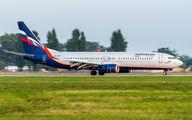 VQ-BWF - Aeroflot Boeing 737-800 aircraft