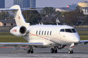 C-FFBE - Private Bombardier BD-100 Challenger 350 series aircraft