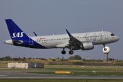 SE-ROZ - SAS - Scandinavian Airlines Airbus A320 NEO aircraft