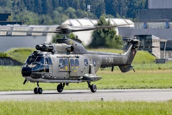 T-313 - Switzerland - Air Force Aerospatiale AS332 Super Puma