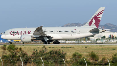 A7-BCS - Qatar Airways Boeing 787-8 Dreamliner