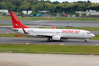 HL8048 - Eastar Jet Boeing 737-800