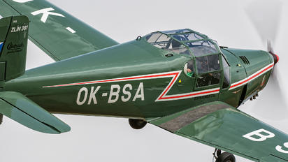 OK-BSA - Private Zlín Aircraft Z-381
