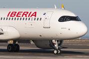 EC-NER - Iberia Airbus A320 NEO aircraft