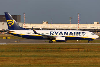 9H-QBG - Ryanair (Malta Air) Boeing 737-8AS