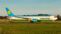 UK67006 - Uzbekistan Airways Boeing 767-300ER aircraft