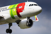 CS-TVA - TAP Portugal Airbus A320 NEO aircraft