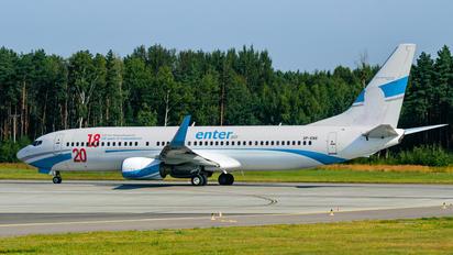 SP-ENX - Enter Air Boeing 737-800