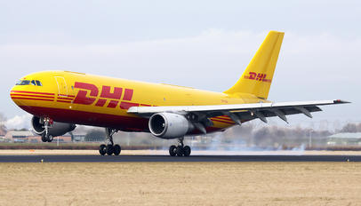 OO-DLW - DHL Cargo Airbus A300F