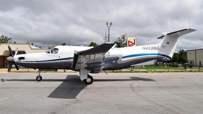 N313NG - Private Pilatus PC-12