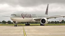 A7-BED - Qatar Airways Boeing 777-300ER aircraft