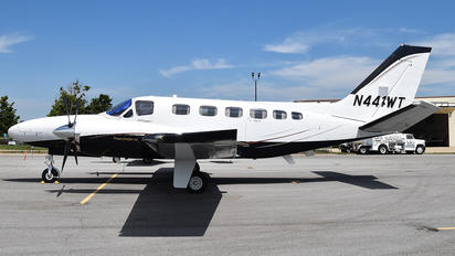 N441WT - Private Cessna 441 Conquest
