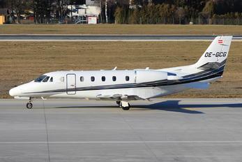 OE-GCG - Goldeck-Flug Cessna 560XL Citation Excel