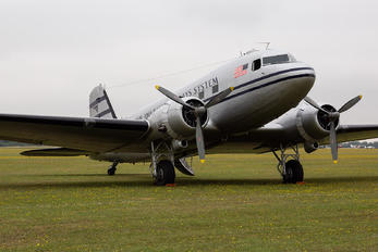 N877MG - Historic Flight Foundation Douglas DC-3