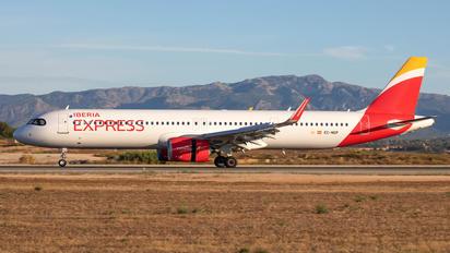 EC-NGP - Iberia Express Airbus A321 NEO