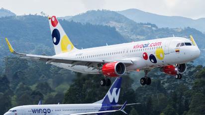 HK-5327 - Viva Air Airbus A320