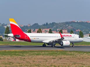 EC-NDN - Iberia Airbus A320 NEO