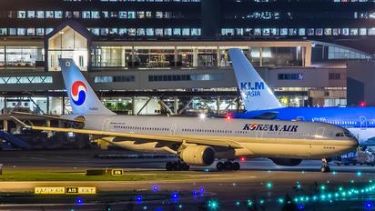 HL8003 - Korean Air Airbus A330-300