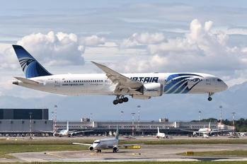 SU-GET - Egyptair Boeing 787-9 Dreamliner