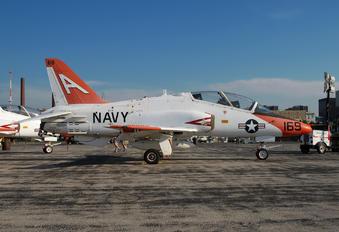 165611 - USA - Navy Boeing T-45C Goshawk