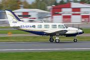 ES-EPA - Pakker Avio Piper PA-31 Navajo (all models) aircraft