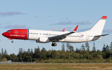 SE-RPS - Norwegian Air Sweden Boeing 737-800