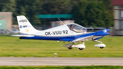 OK-VUU92 - Private Skyleader 400