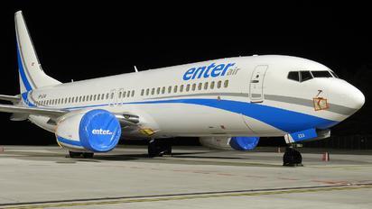 SP-EXA - Enter Air Boeing 737-8 MAX