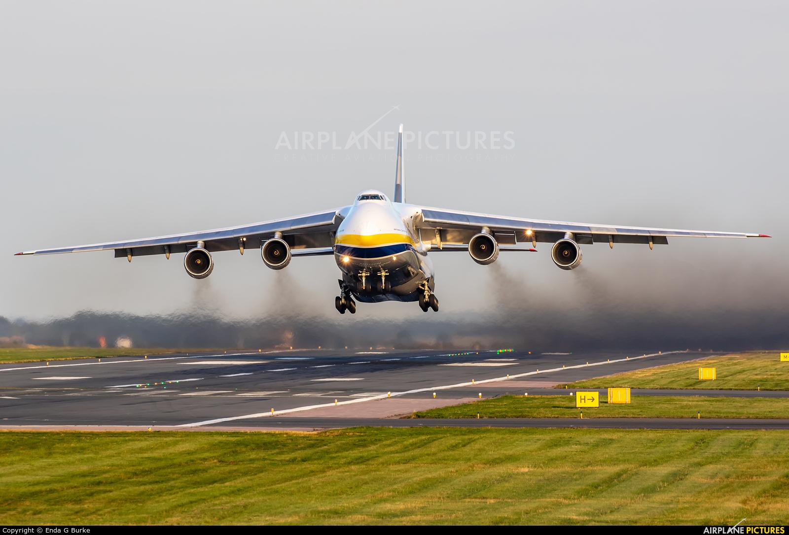 Antonov Airlines /  Design Bureau UR-82072 aircraft at East Midlands