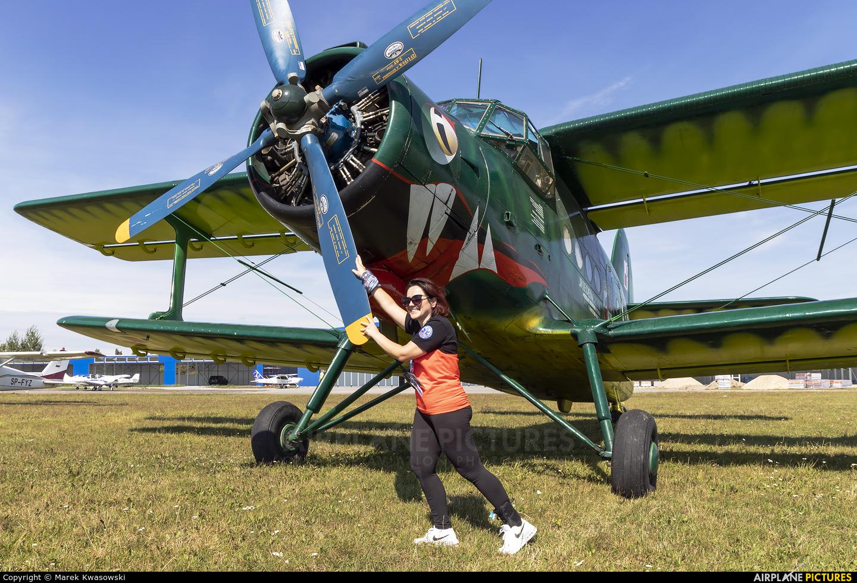 - Aviation Glamour SP-MLP aircraft at Piotrków Trybunalski