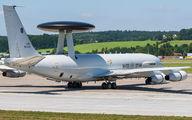 LX-N90456 - NATO Boeing E-3A Sentry aircraft