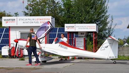 OK-IUL - Private Homebuilt Falcon 2000