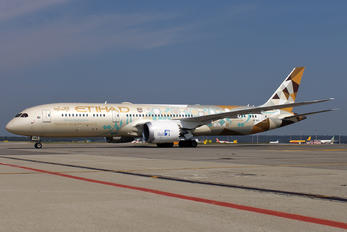 A6-BLN - Etihad Airways Boeing 787-9 Dreamliner